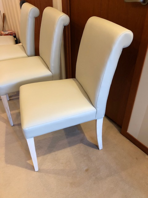 boris chair 4台 作りました。
